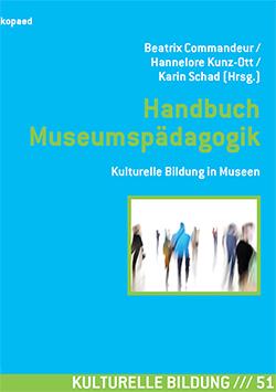 Cover Handbuch Museumspädagogik